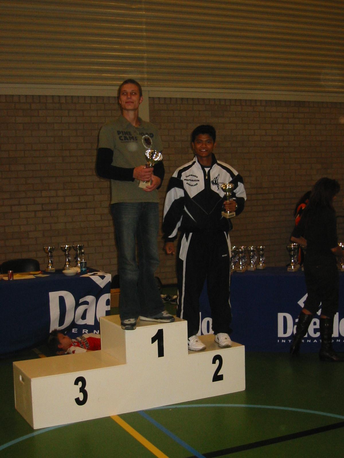 Wim Kloosterman Open Tapia 2006